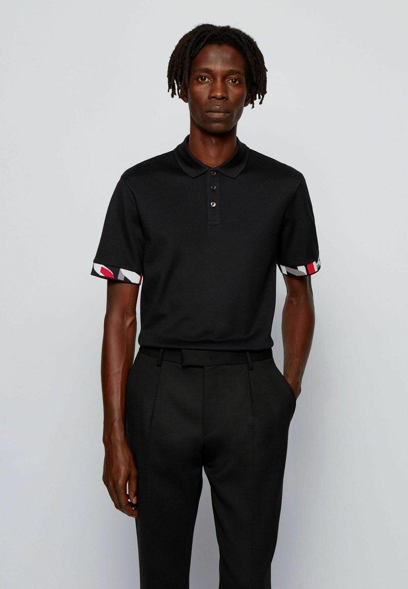BOSS - PARLAY - Polo - black