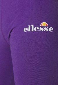 Ellesse - YARRA - Shorts - dark purple - 4