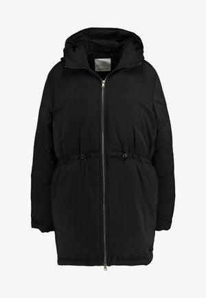 JOHANNAH JACKET - Down coat - black