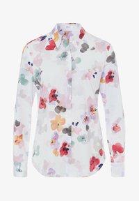 BRAX - VICTORIA - Button-down blouse - white - 5