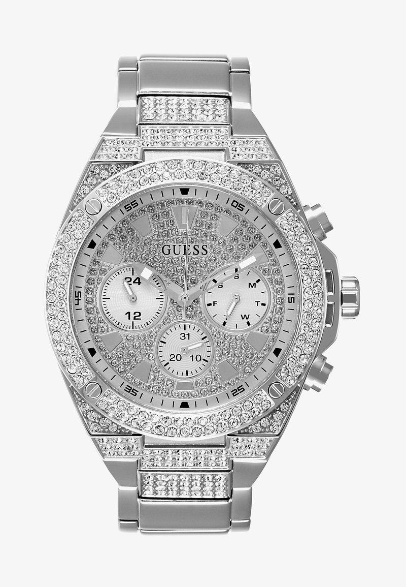 Guess - SWAROVSKI CRYSTALS - Reloj - silver-coloured