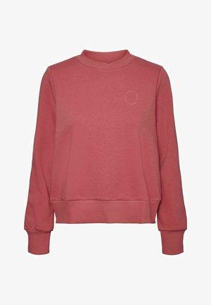 NMLUPA LOGO - Sweatshirt - carmine