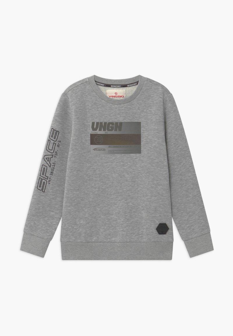 Vingino - NEMOK - Mikina - light grey