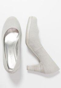 Marco Tozzi - Classic heels - grey - 3