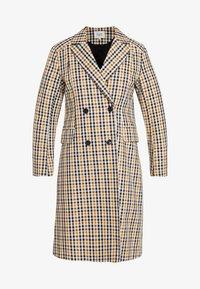 WALLACE COAT - Classic coat - inca gold