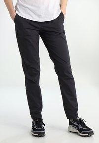 Jack Wolfskin - BELDEN PANTS - Outdoor trousers - phantom - 0