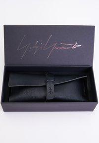 Yohji Yamamoto Eyewear - Sunglasses - black - 5