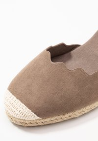 Anna Field Wide Fit - Wedges - camel - 2