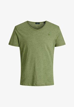 T-shirt - bas - iguana