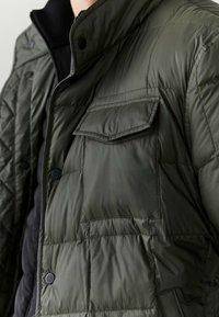 Massimo Dutti - Down jacket - green - 6