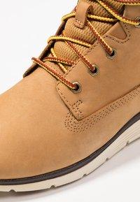 Timberland - KILLINGTON CHUKKA - Lace-up ankle boots - wheat - 2