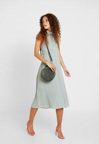 TFNC Petite - SAMANTHA MIDI DRESS - Cocktail dress / Party dress - green - 1