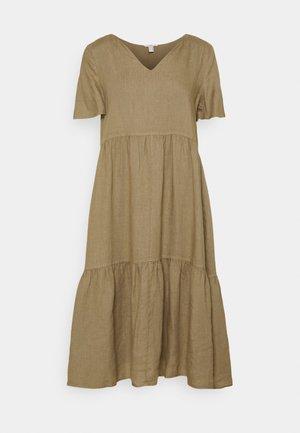 Vestido informal - light khaki