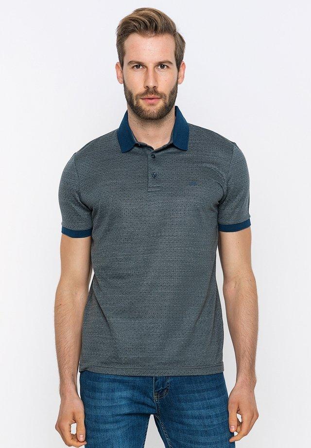 Poloshirt - antracite