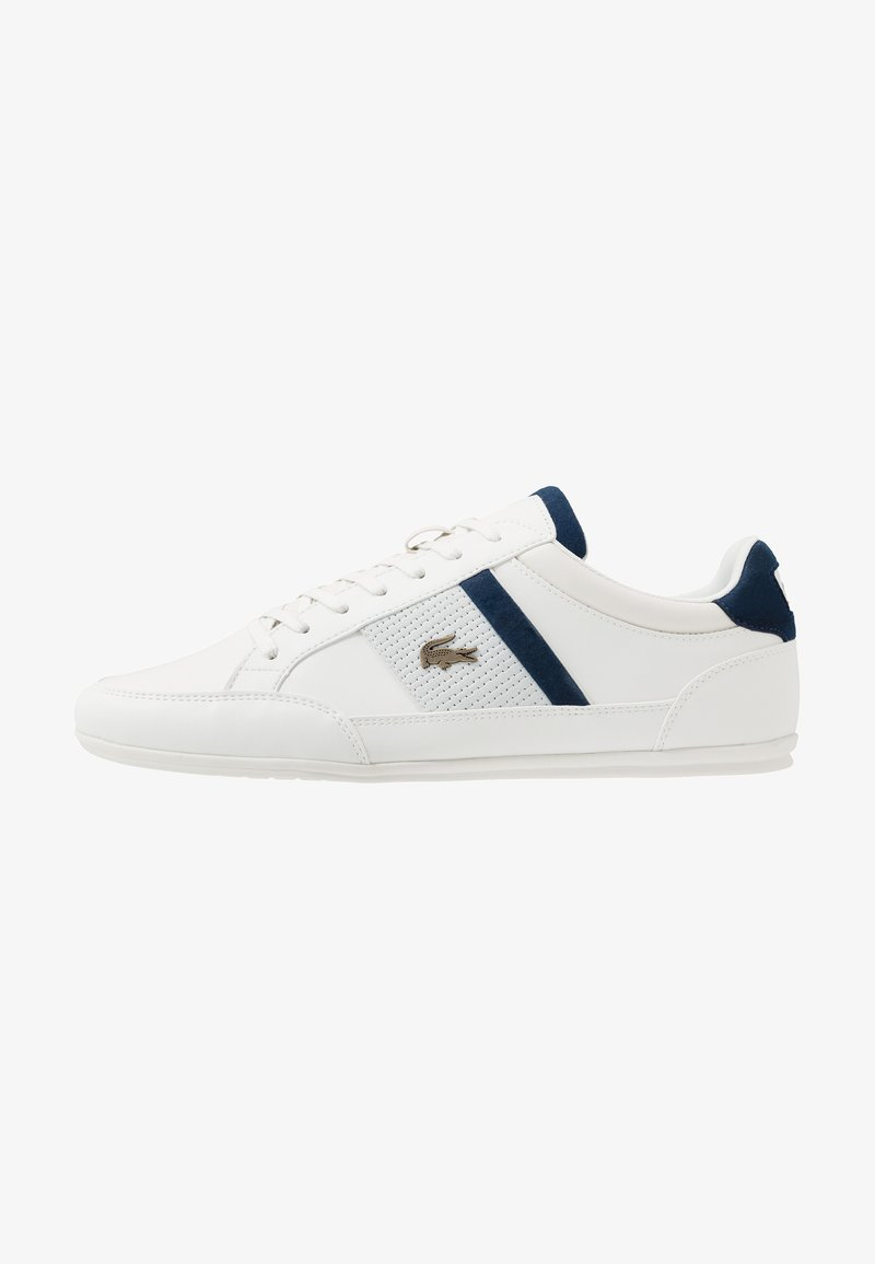 Lacoste - CHAYMON - Trainers - offwhite/navy