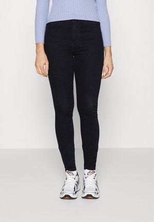 VMSOPHIA TALL - Skinny džíny - dark blue denim