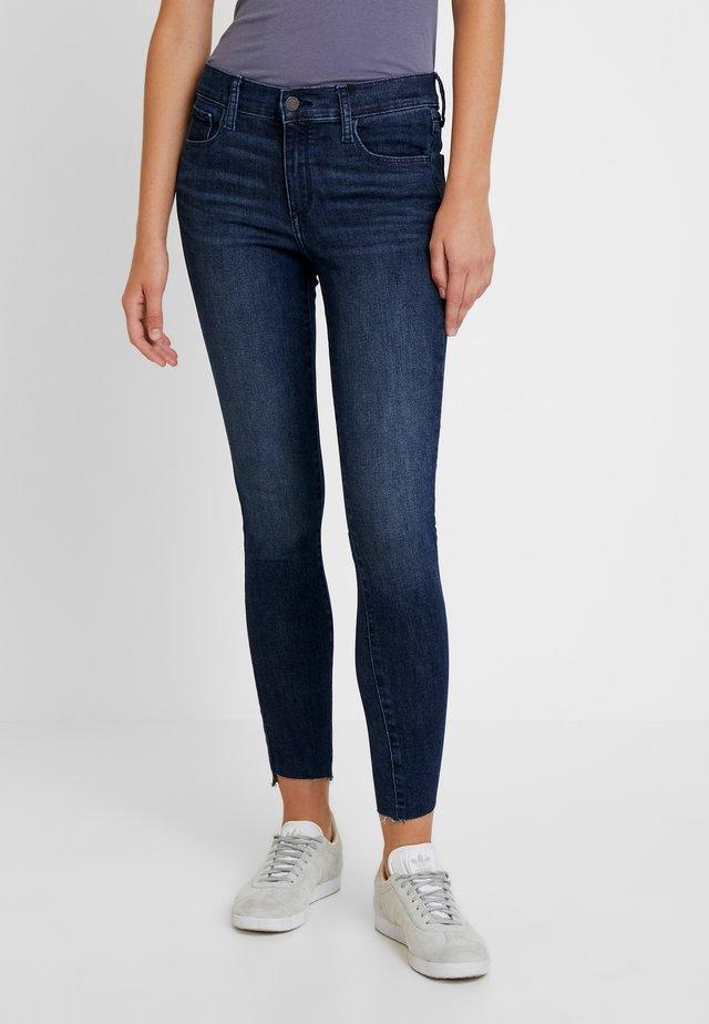 NEW JEGGING - Jeans Skinny Fit - dark indigo