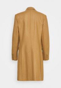 sandro - Classic coat - beige - 1