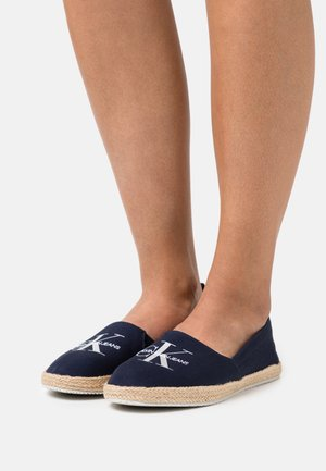 PRINTED  - Loafers - night sky