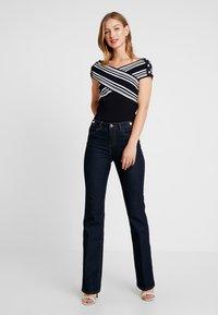 Morgan - PIO - Bootcut jeans - brut - 2
