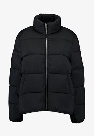 ONLNINA QUILTED - Winter jacket - black