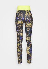 adidas Originals - GRAPHICS HIGH RISE REGULAR TIGHTS - Leggings - Trousers - multicolor - 1
