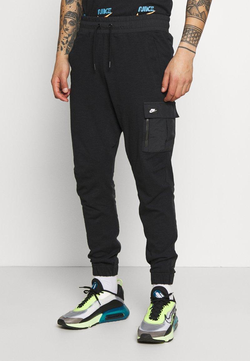 Nike Sportswear - ME PANT - Cargo trousers - black
