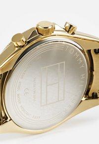 Tommy Hilfiger - PARKER - Watch - gold-coloured/blue - 3