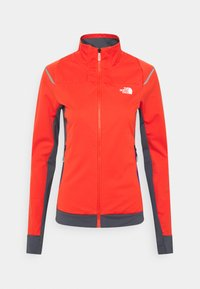 The North Face - SPEEDTOUR STRETCH - Soft shell jacket - flare/vanadsgry - 3
