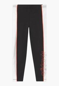 adidas Originals - TEE SET - Legging - white - 2