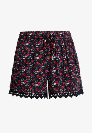 RELAXED - Shorts - dark blue
