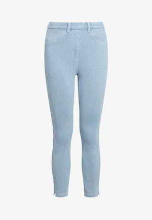 JERSEY CROPPED  - Leggings - dark blue