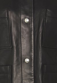 Iro - COMPLET  - Leather jacket - black - 7