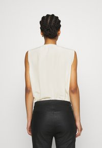 Pinko - INES HABUTAY SOFT TOUCH - Blouse - offwhite - 2