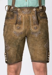 Stockerpoint - BEPPO - Shorts - brown - 2