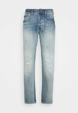 MORRY  - Jeans baggy - japanese stretch selvedge dnm - vintage stream restored