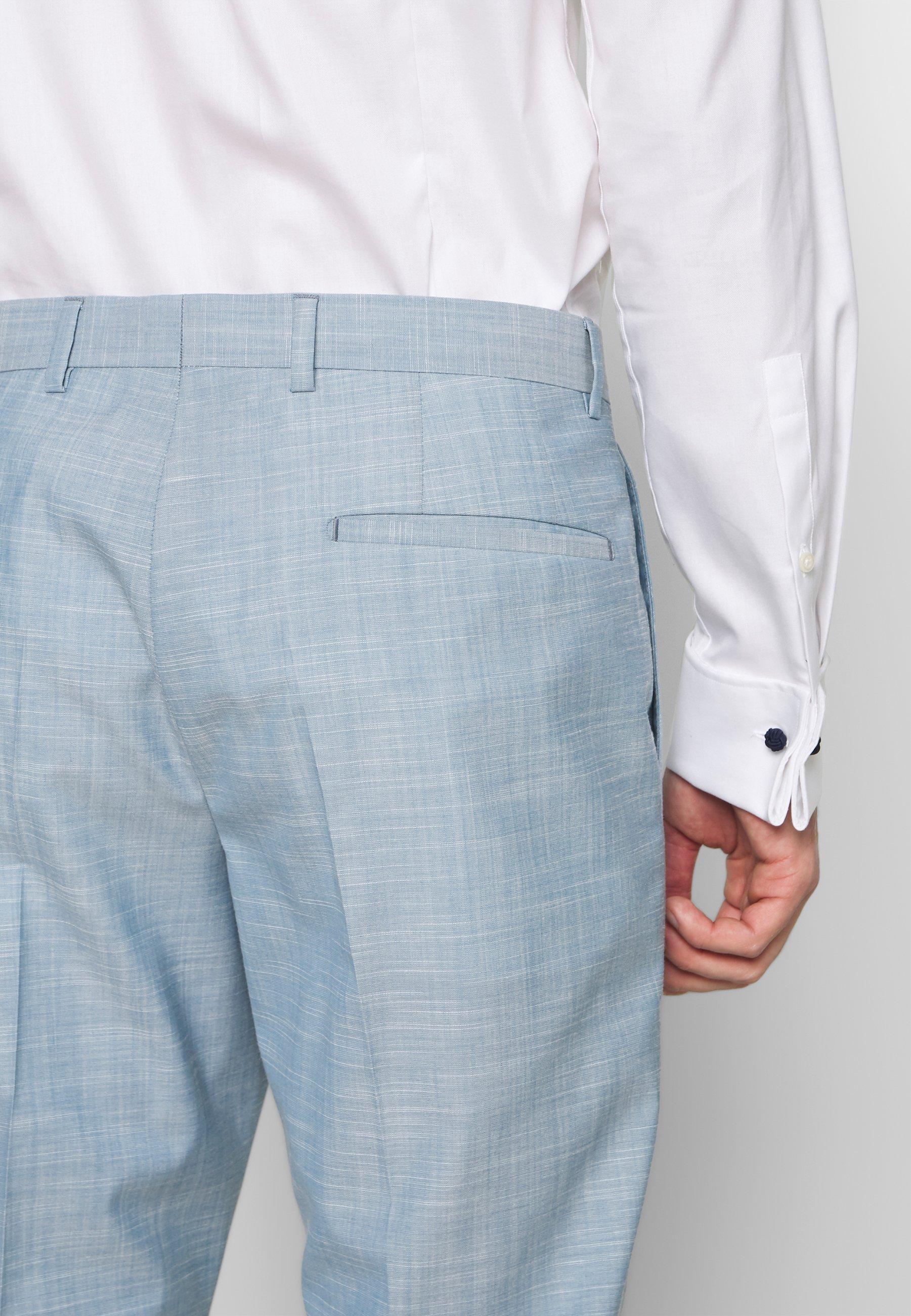 Strellson CALE MADDEN SET - Costume - light blue