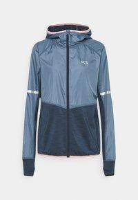 Kari Traa - JULIE HOOD - Outdoor jacket - blue - 0