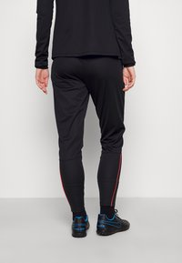 Nike Performance - ACADEMY 21 TRACKSUIT - Tracksuit - black/bright crimson - 4