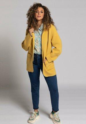 Summer jacket - helles senfgelb