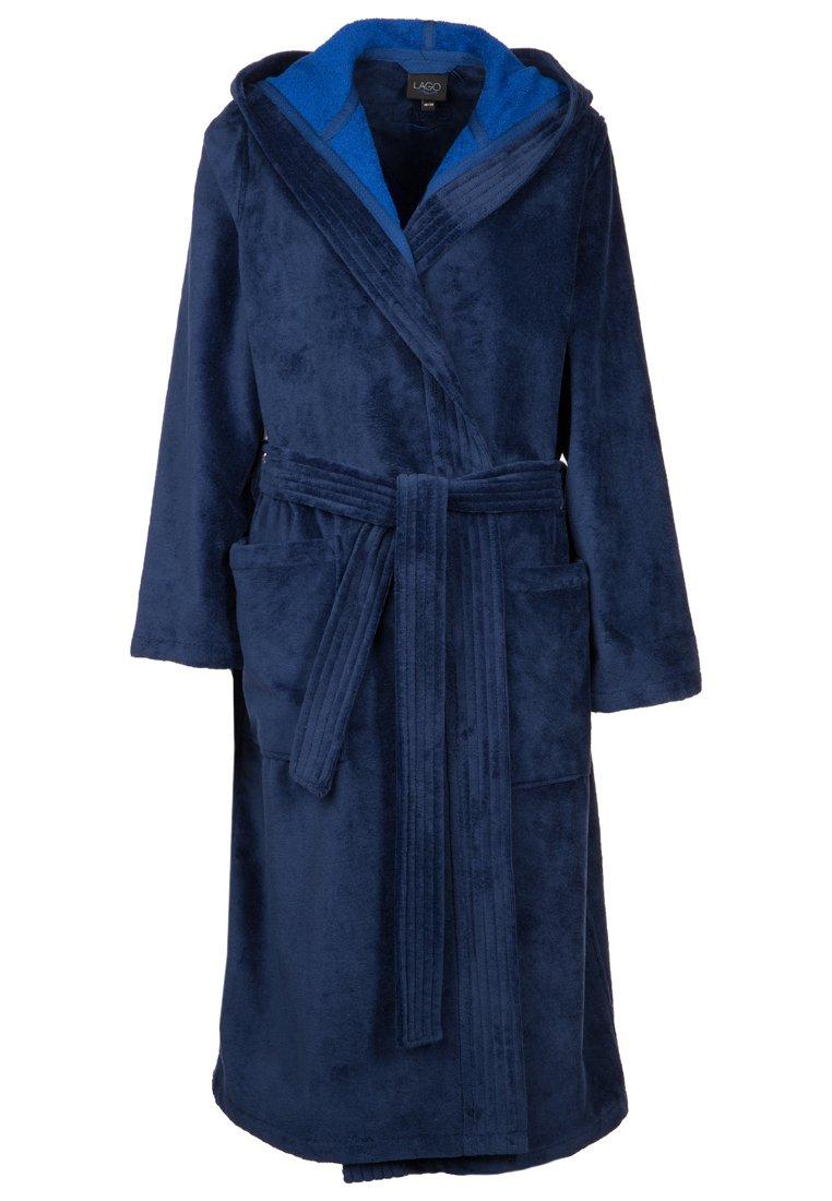 CAWÖ - LAGO - Dressing gown - nachtblau