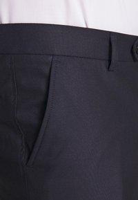 Bertoni - BLOCH TROUSER - Trousers - dark blue - 4