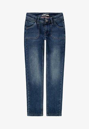 FASHION  - Slim fit jeans - blue medium washed