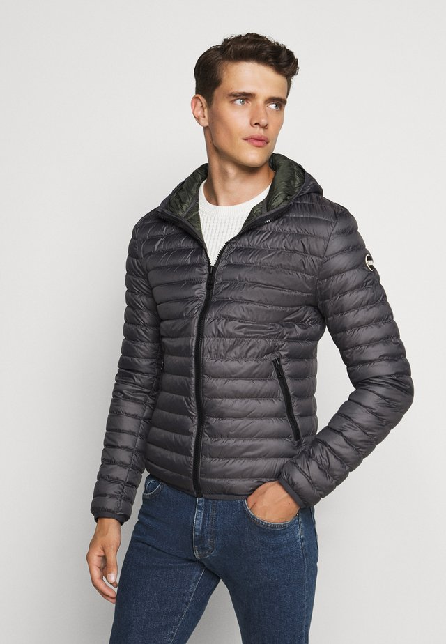 MENS JACKET - Gewatteerde jas - anthracite