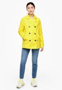 s.Oliver - Blazer - yellow - 1