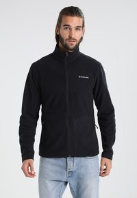 Columbia - FAST TREK™ LIGHT FULL ZIP - Fleece jacket - black - 0
