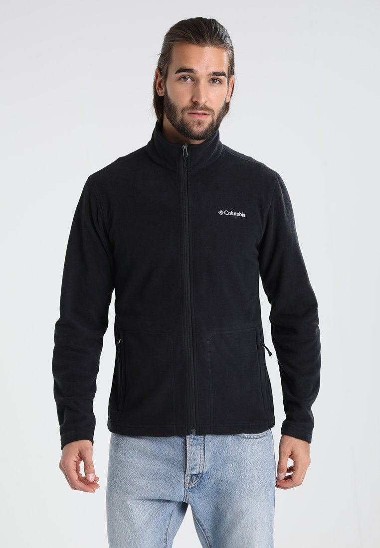Columbia - FAST TREK™ LIGHT FULL ZIP - Fleece jacket - black