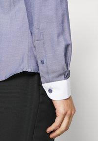 Shelby & Sons - FLINT SHIRT - Formal shirt - charcoal - 5