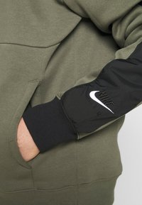 Nike Sportswear - AIR HOODIE - Hoodie - twilight marsh/black/white - 5