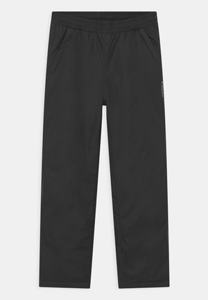 KENDALL JR UNISEX - Outdoor trousers - black